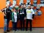 Besuch im Sportstudio in Mainz